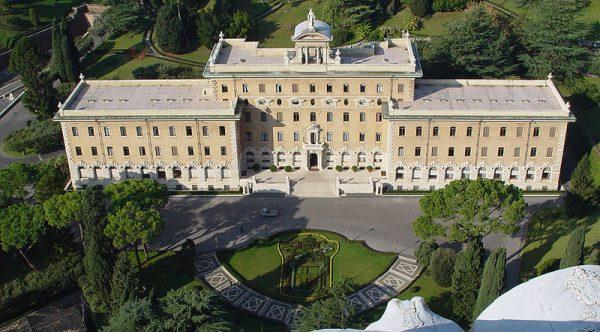 Vatikan-Regierungspalast