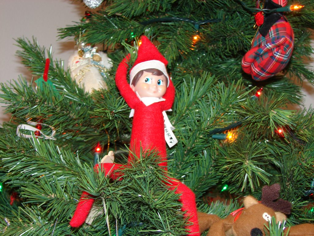 Santa Reassigns Quot Rigid Quot Elf On The Shelf To Malta Eott Llc