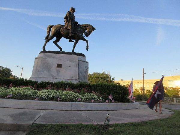 Protestants Object To Removal Of Statues For Once | EOTT LLC