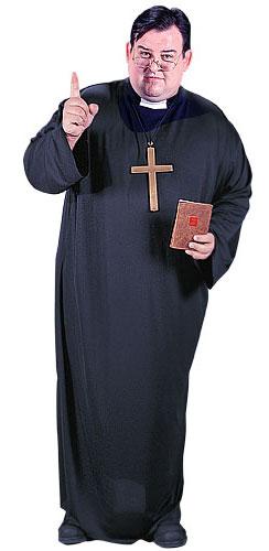Priest Halloween Costume